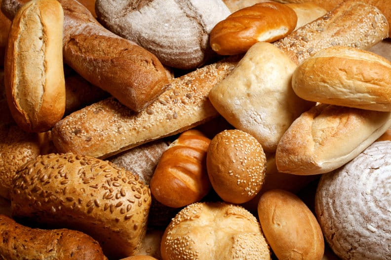 Brot und Brötchen zum halben Preis kaufen