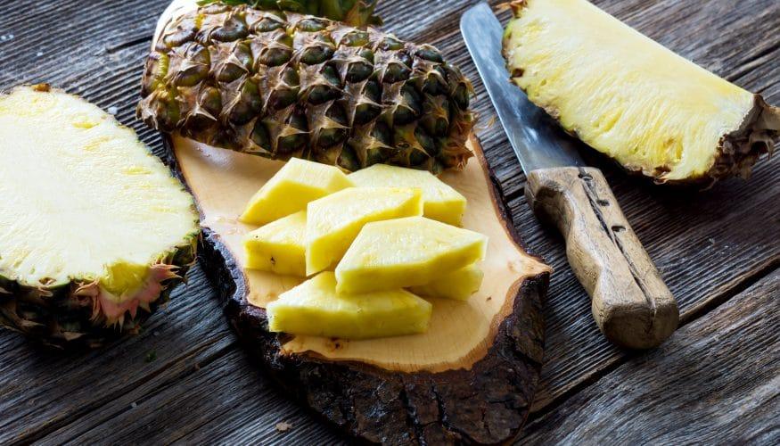 Ananasschneider – Mein Tipp!