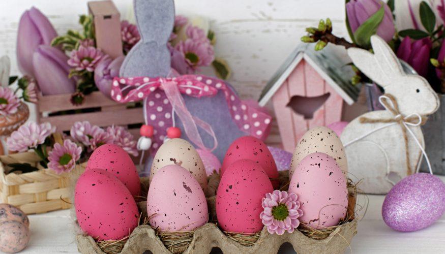 Basteln mit Eierkartons – 4 Tipps