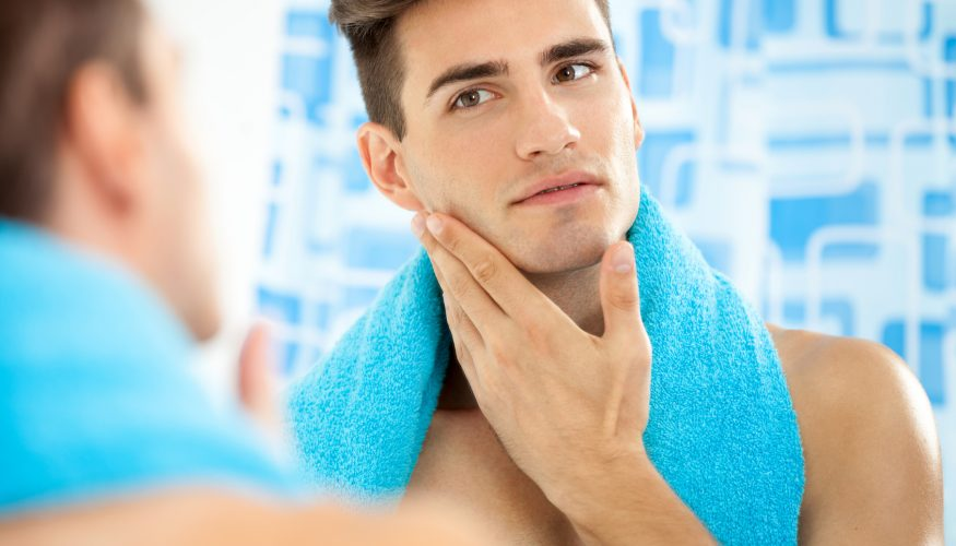 Beruhigen Aftershaves die Haut? Nein!