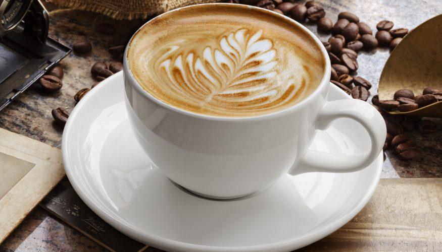Wie mache ich cappuccino