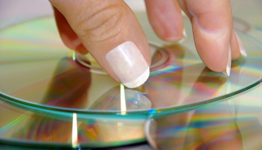 Kratzer auf CD entfernen – 3 Tipps