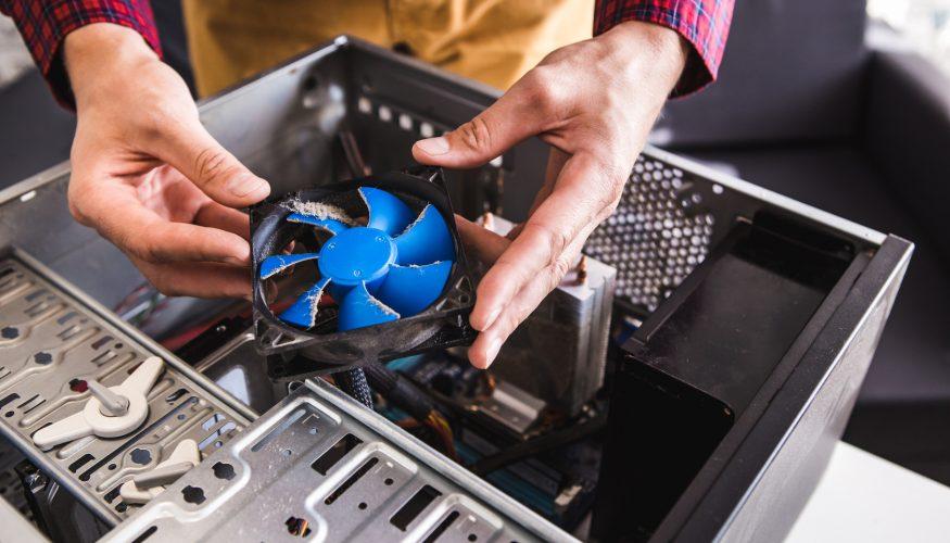 Computer reinigen – So wird's gemacht