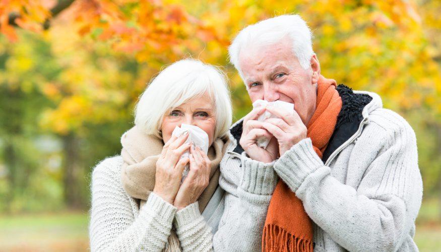 Entsteht eine Erkältung durch Kälte?