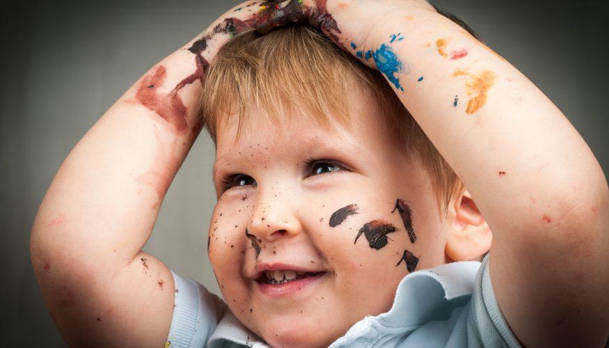 Farbe von Haut entfernen – 4 Tipps