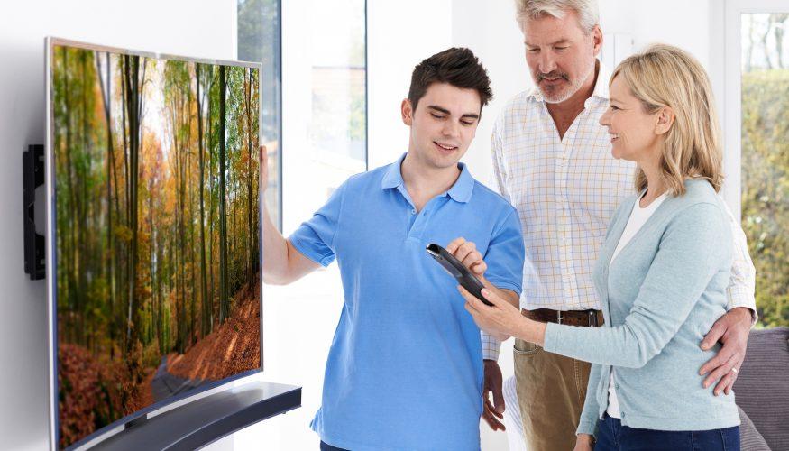 Flachbildfernseher kaufen – 7 wichtige Auswahlkriterien