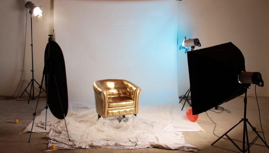 Fotostudio selber bauen – Schritt für Schritt Anleitung