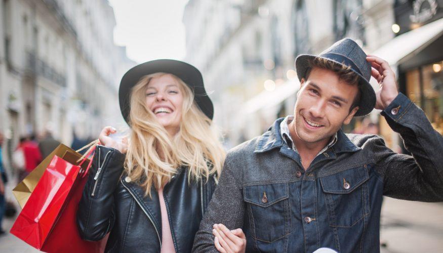 Für und mit Männer einkaufen – So lässt sich Stress vermeiden