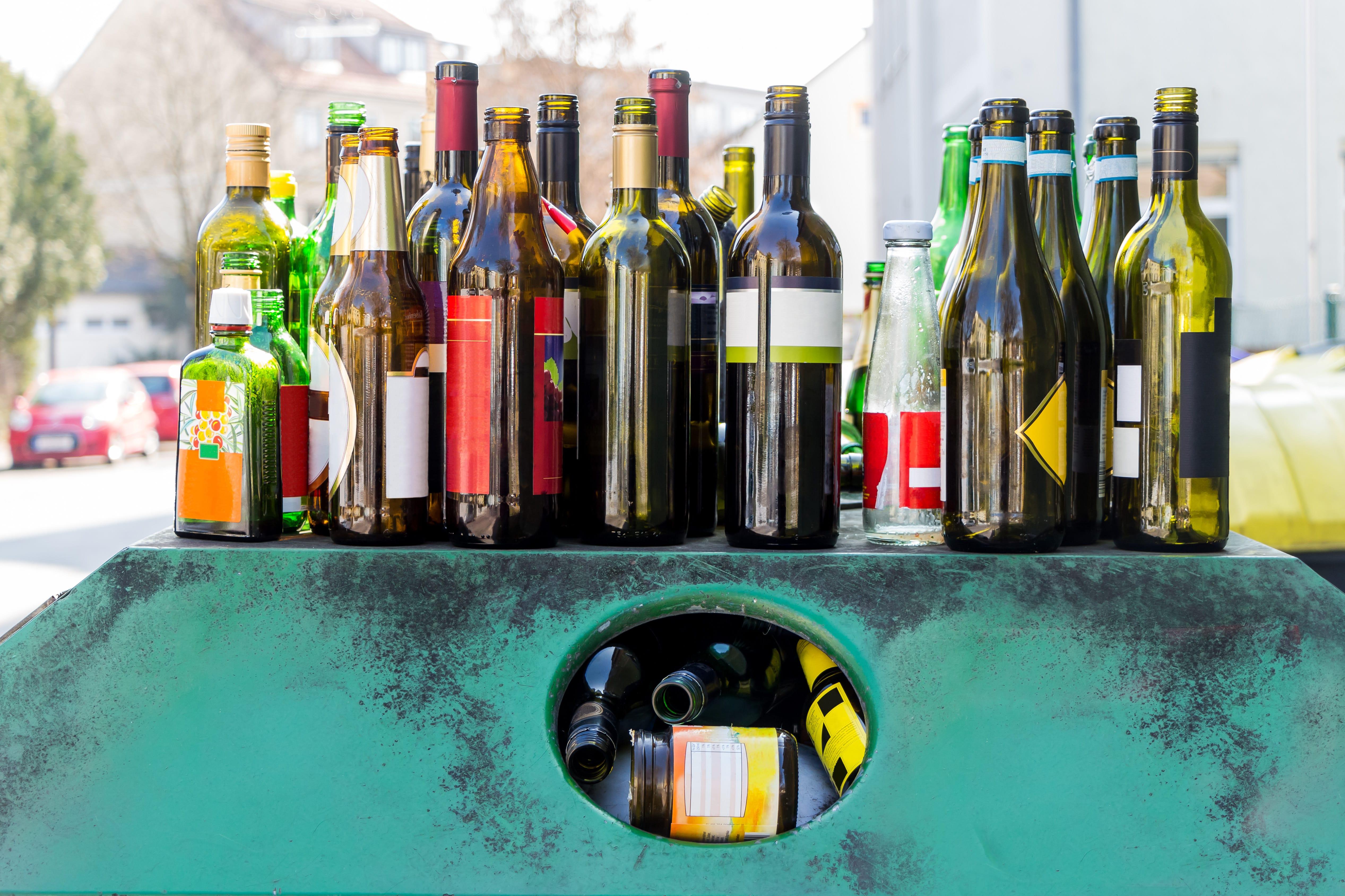 Alkohol Entsorgen