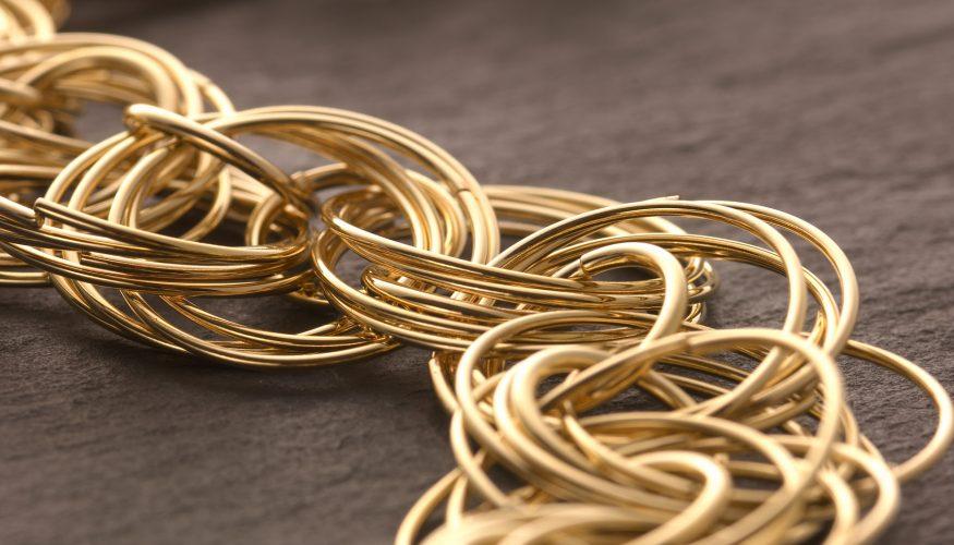 Gold reinigen – 4 Haushaltstipps