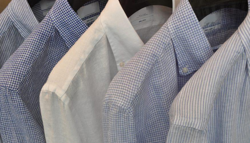 verschmutzten hemdkragen reinigen