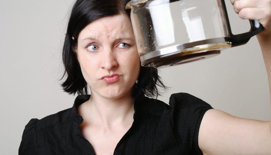 Kaffeekanne reinigen – 3 Tipps