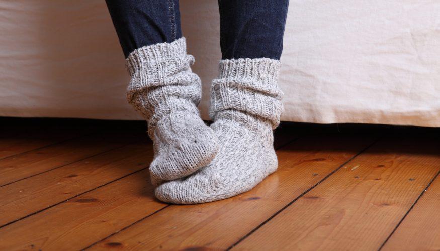 Kalte Füße – Typisches Frauenproblem?