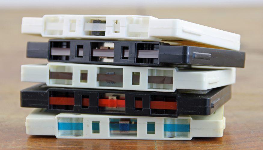musik kassetten digitalisieren. Black Bedroom Furniture Sets. Home Design Ideas