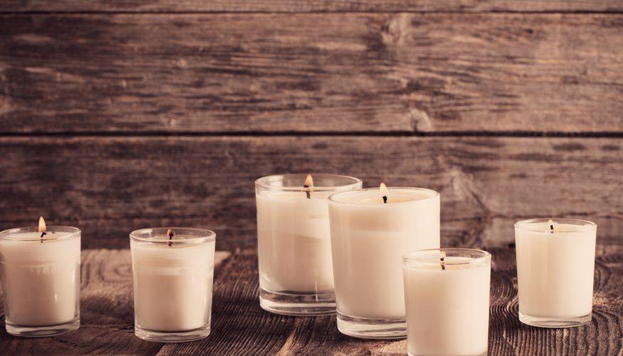 Kerzenwachs aus Glas entfernen – 2 Tipps