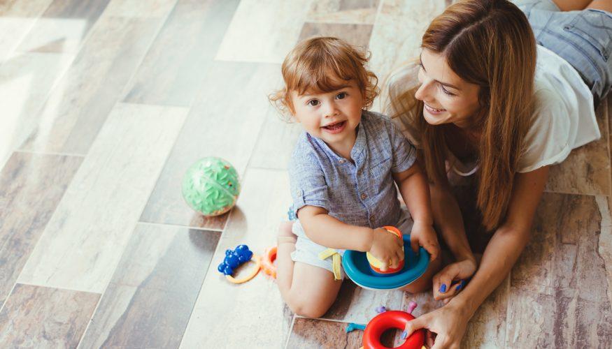 Kinderbetreuung- 6 Möglichkeiten im Überblick