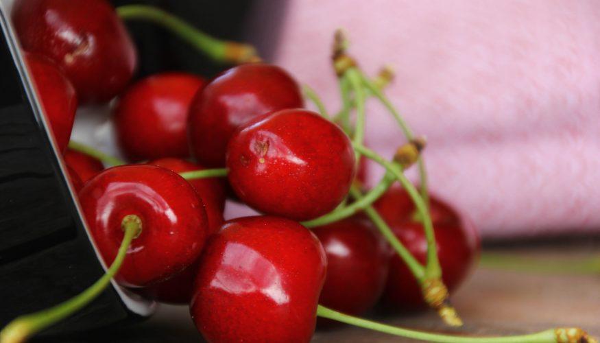 Kirschflecken entfernen – 7 Tipps