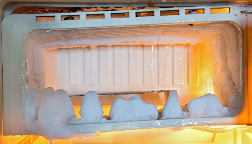 Kühlschrank abtauen – Schritt für Schritt Anleitung