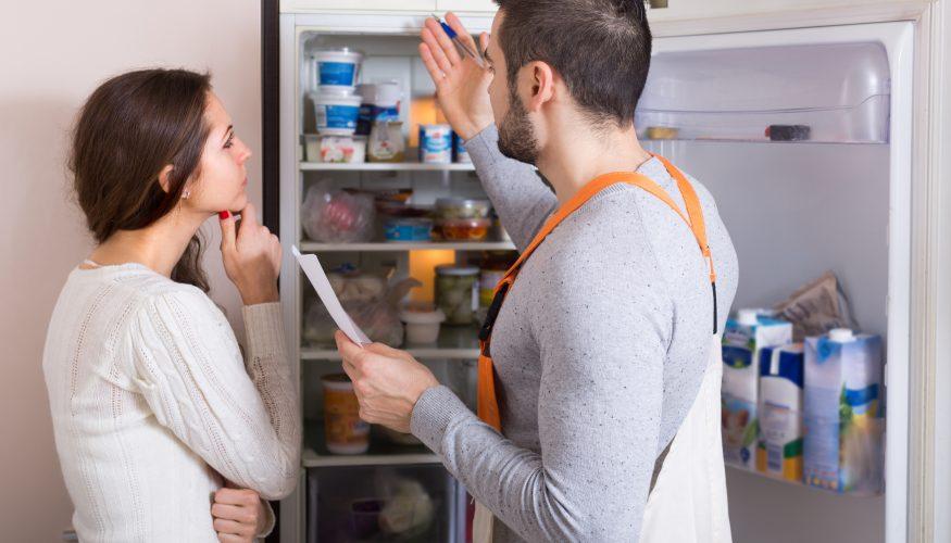 Kühlschrankdichtung pflegen – 4 Tipps