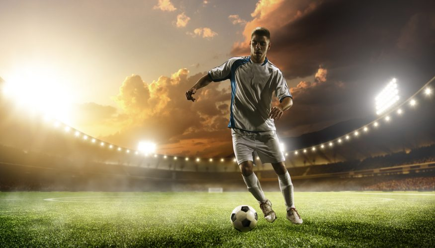 Warum haben Fußballer O-Beine?