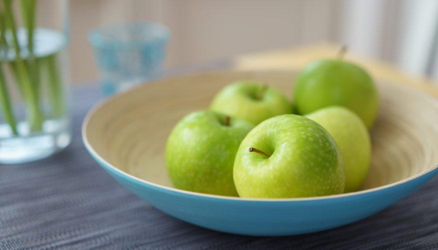 Obst lagern – Am besten in einer Obstschale?