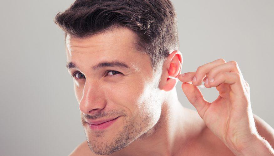 Ohren nicht mit Wattestäbchen reinigen?