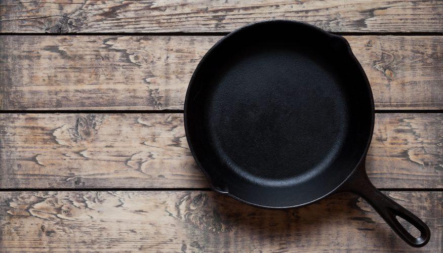 Pfannenbeschichtung schonen – 3 Tipps
