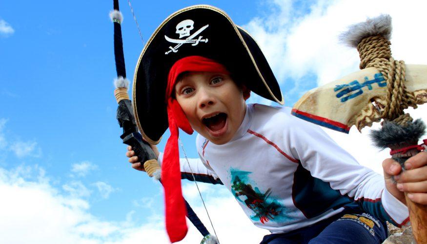 Piratenparty für Kinder – Mit diesen 4 Schritten klappt's!