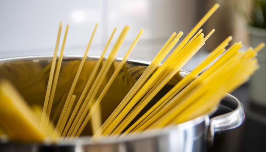 Spaghetti kochen – 4 Tipps mit denen Sie Energie sparen
