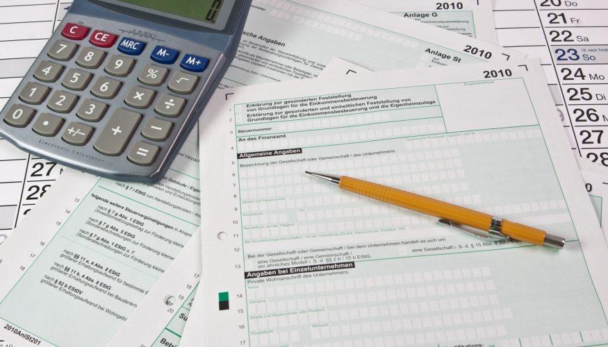 Steuererklärung: Wer muss sie abgeben und was wird benötigt?