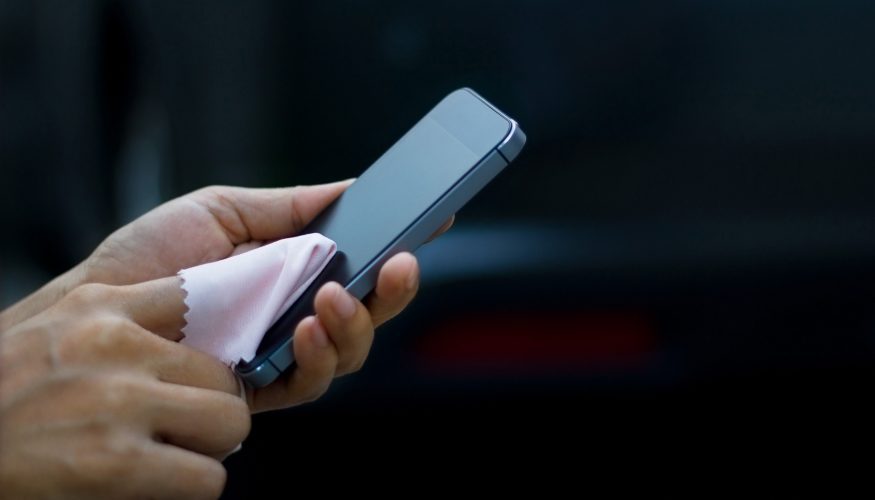 Tablet und Smartphone reinigen – Welche Mittel sind empfehlenswert?