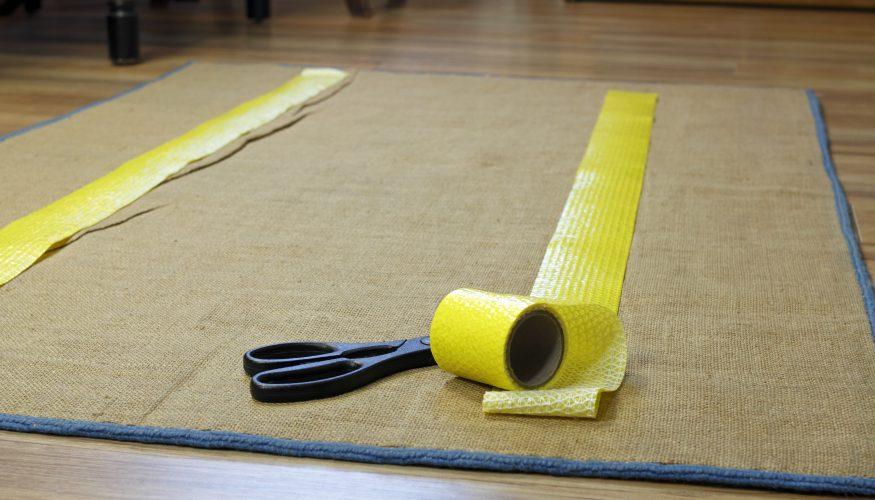 Teppich rutscht – 6 Tipps die dagegen helfen