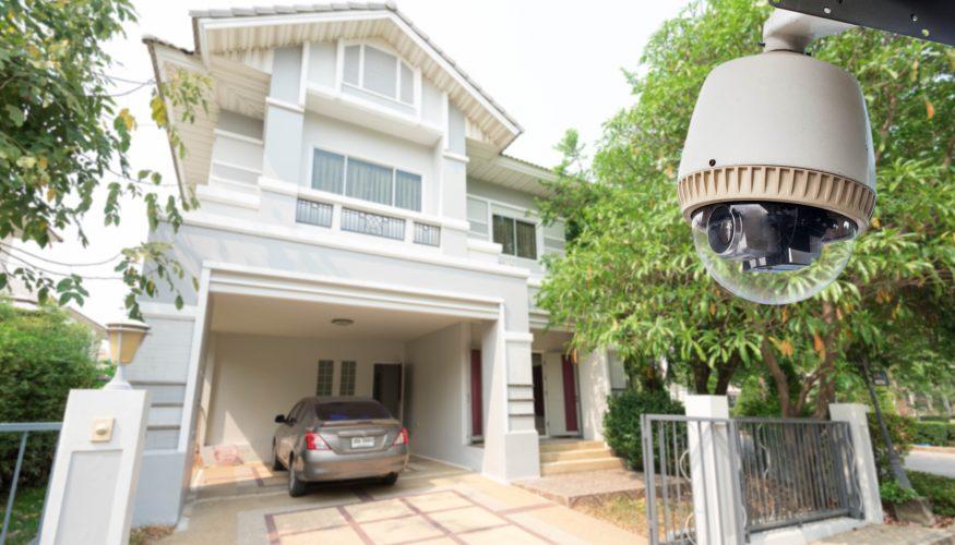 Videoüberwachung am Haus – So schützen Sie Ihr Hab und Gut
