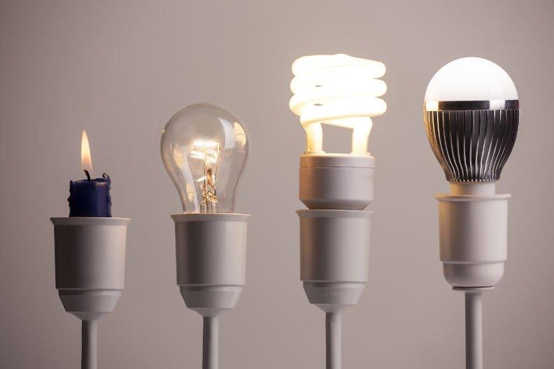 Umrüsten auf LED-Lampen – Vorteile der Energiesparlampen im Überblick