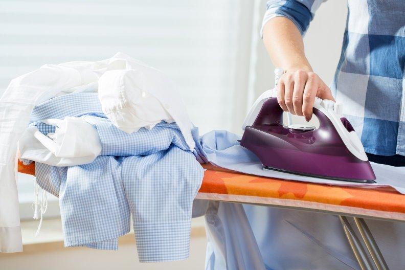 Wäsche bügeln – 7 Tipps mit denen Sie Energie sparen