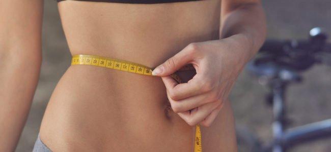 Viel Gewicht verlieren, ohne zu wollen
