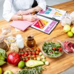 Ein Diätplan ist besonders bei einer Punkte-Diät hilfreich