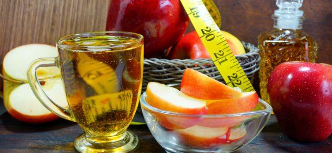 Abnehmen mit Apfelessig: Die Wahrheit hinter dem Abnehm-Mythos
