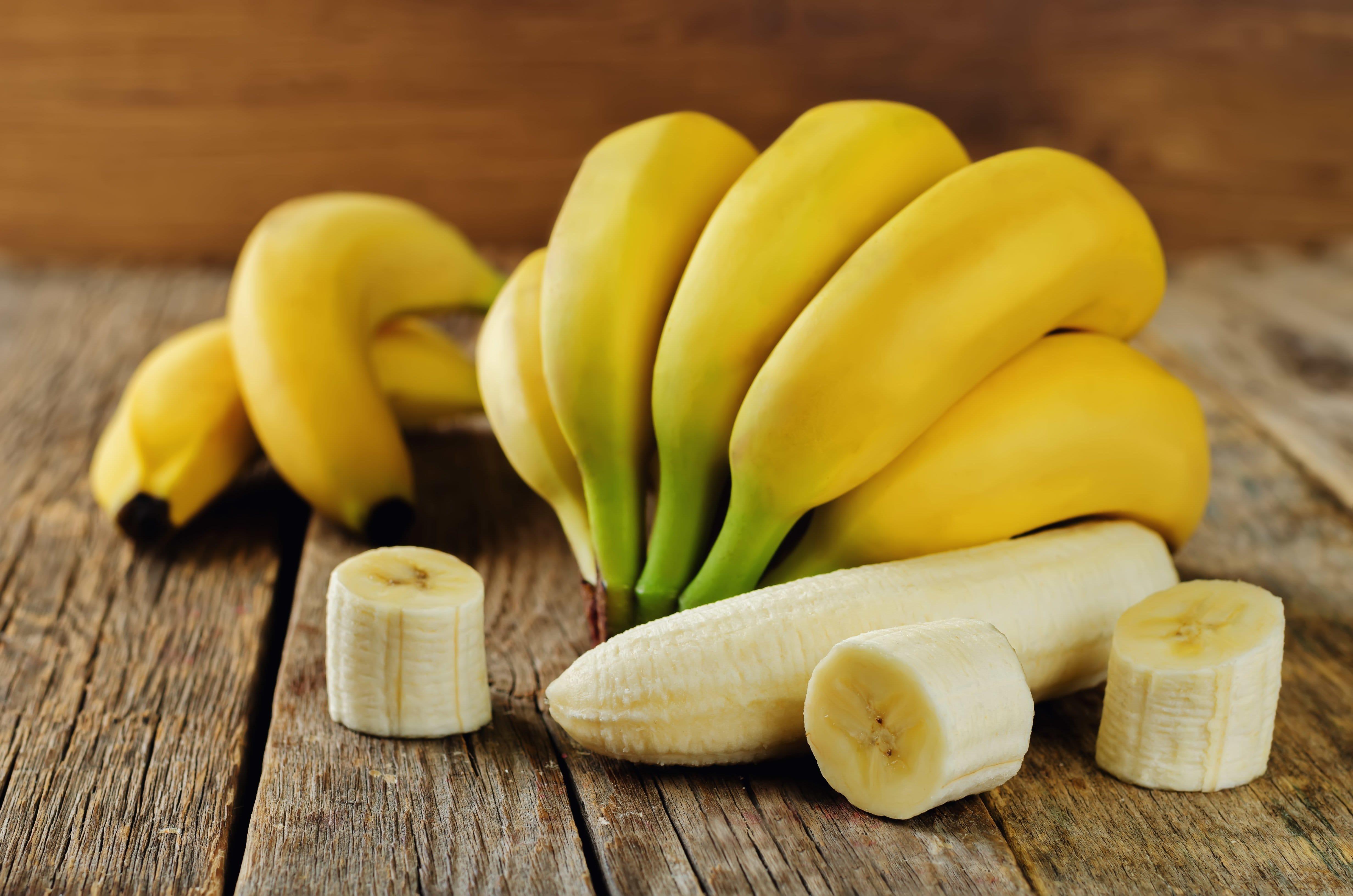 Bananen lagern Tipps und Tricks für frische und knackige Bananen