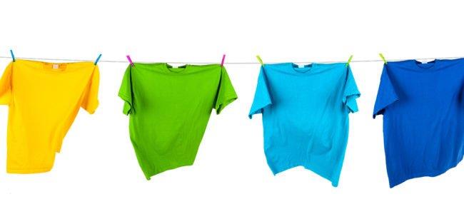 Wäsche färben: So bringen Sie Farbe in Ihre Textilien