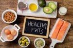 Lebensmittel mit gesunden Fetten