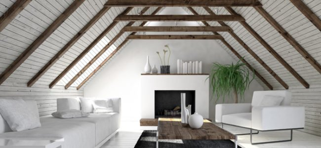 Dachschräge optimal nutzen und sinnvoll gestalten