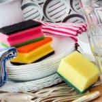 Küchengeschirr - Abwasch