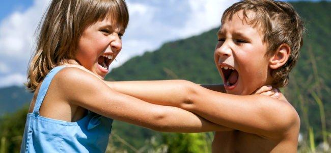 Mein Kind ist aggressiv – Was kann ich tun?