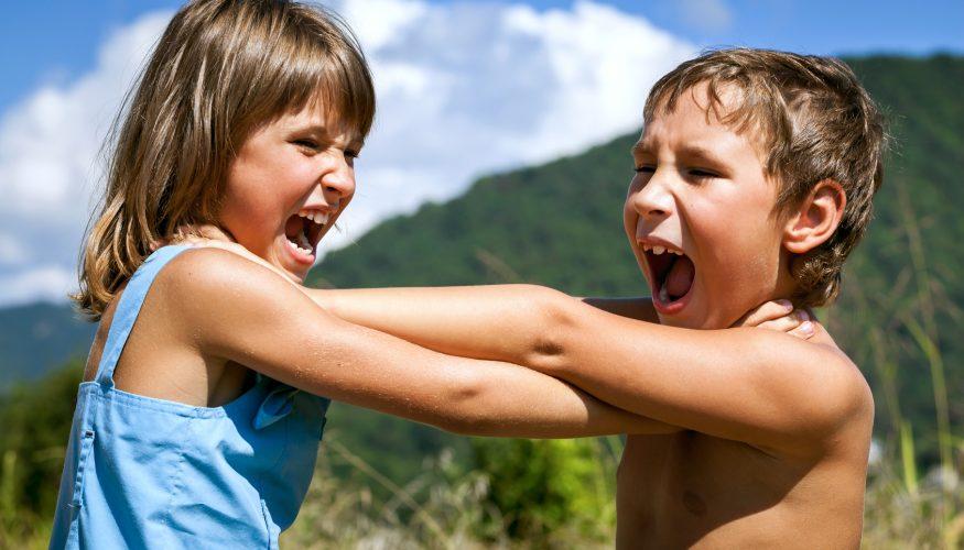 Mein Kind ist agressiv – Was tun?