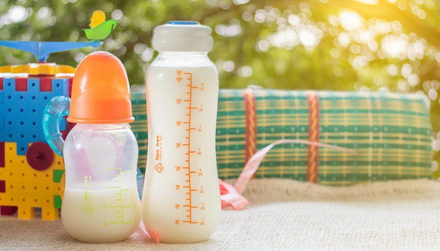 Alte Babyflaschen weiterverwenden – 5 Tipps