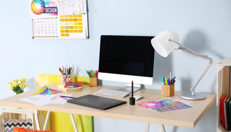 Arbeitszimmer einrichten – So fördern Sie Ihre Kreativität
