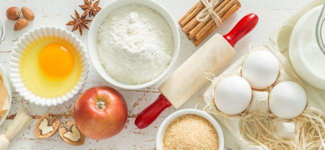 Backen ohne Ei: Eier in Kuchen und Gebäck einfach ersetzen