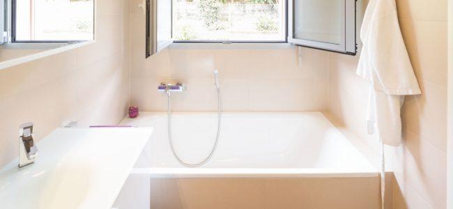Bad lüften: Wir zeigen Ihnen, wie Sie Ihr Badezimmer richtig lüften