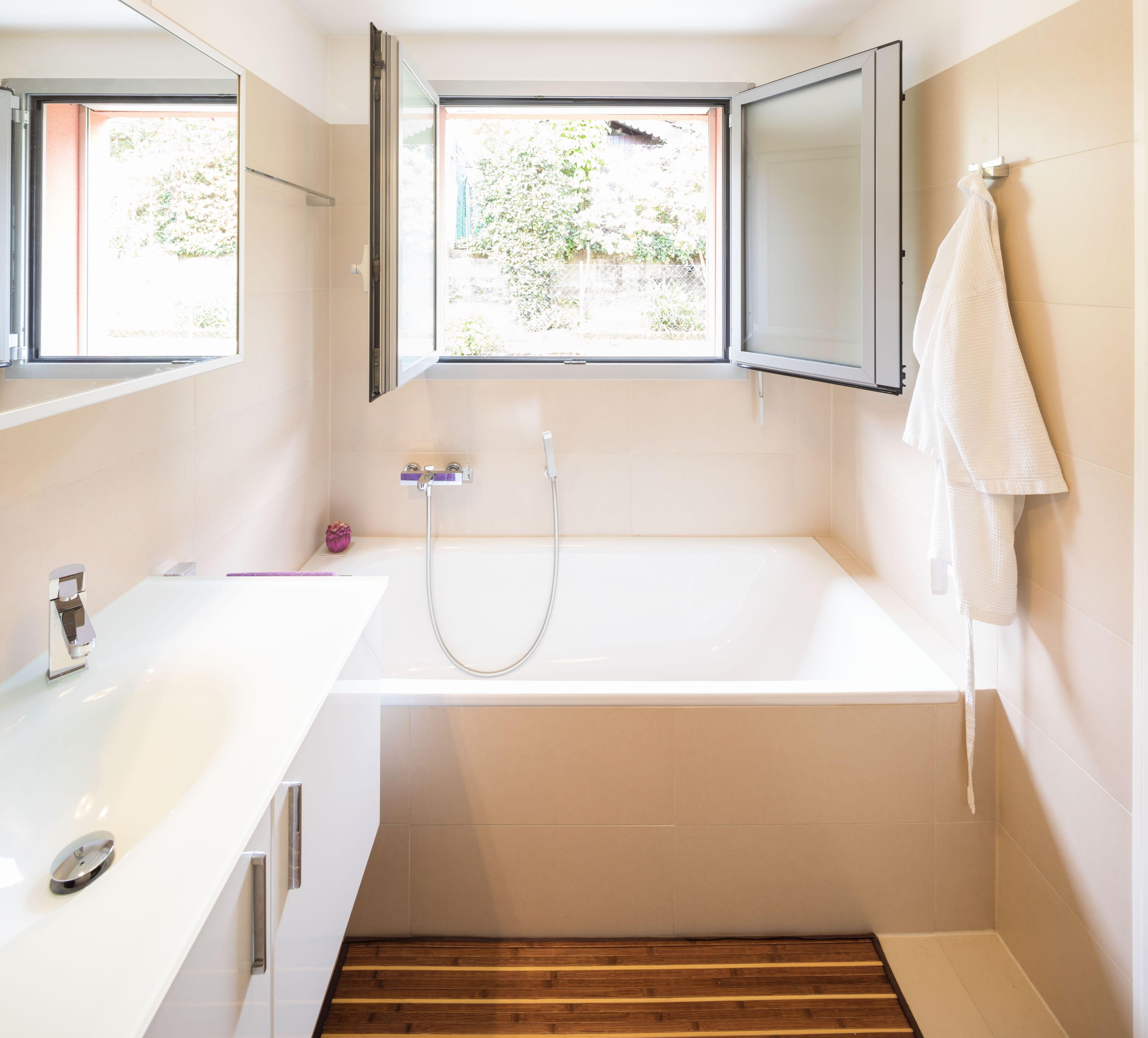 Bad lüften - Tipps, wie Sie ihr Bad richtig lüften Haushaltstipps.net